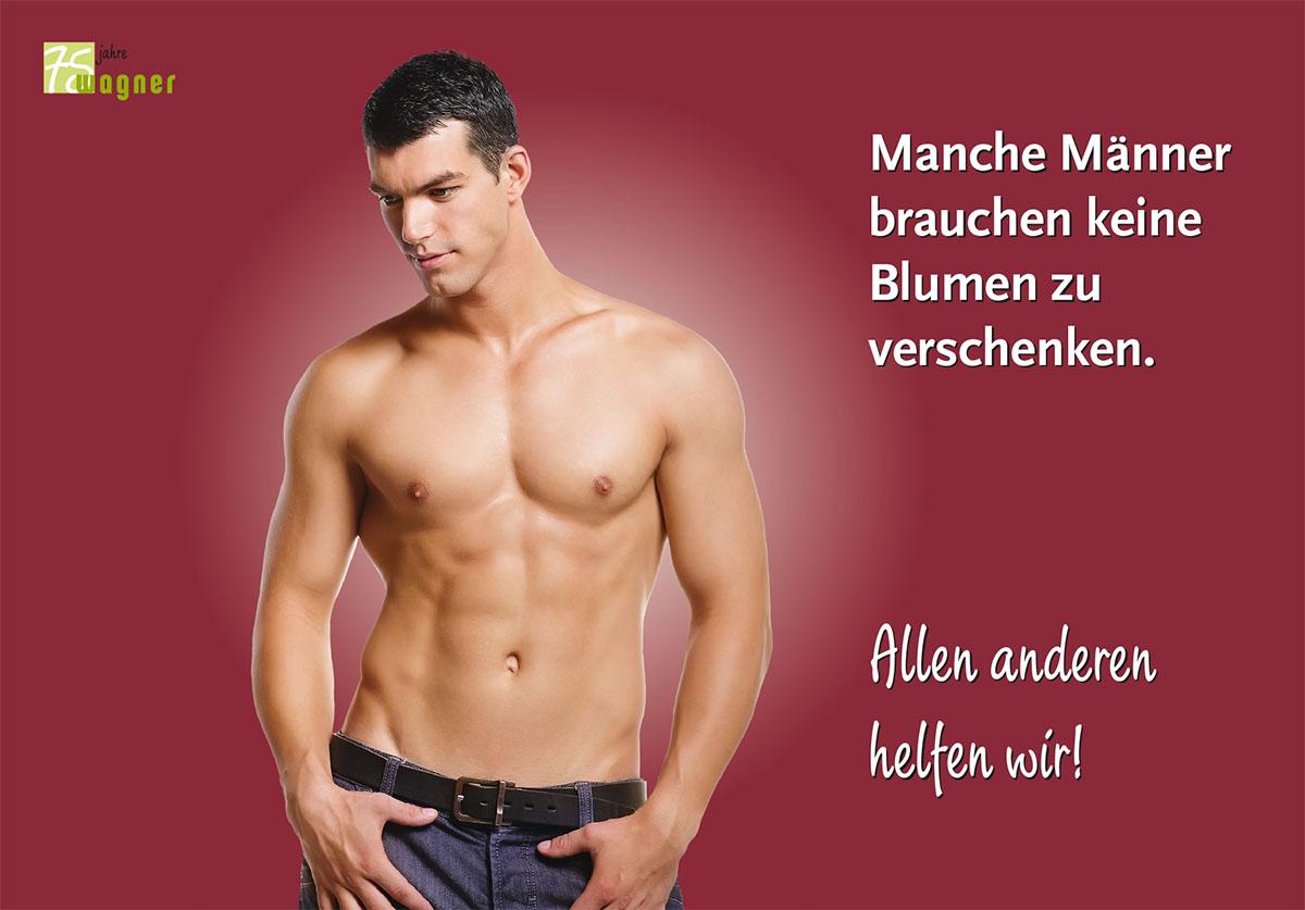 postkarte-mann-blumenhaus-wagner