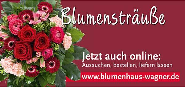 Wagner Blumensträuße Online bestellen