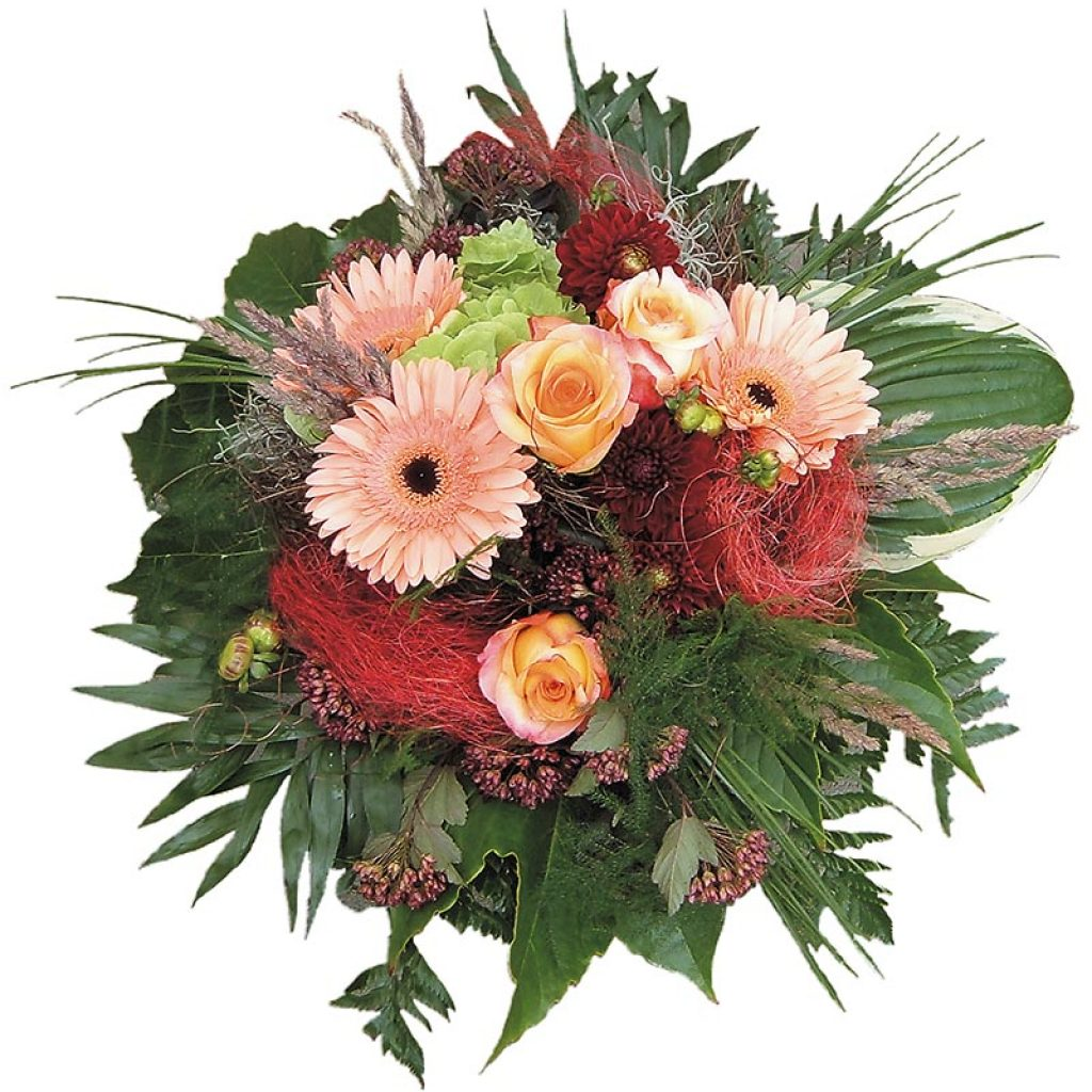 Blumenstrauß Geschenk