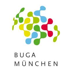 Logo BUGA München 2005